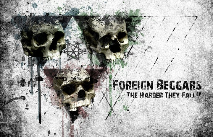 Foreign Beggars – The harder they fall (new EP)