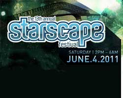 Starscape Festival (Dim Mak Records)