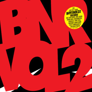 Boys Noize Records – BNR Vol.2