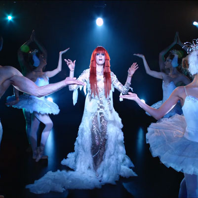 Florence + the Machine – Spectrum (video)