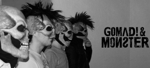 Video-Entrevista a Gomad! & Monster