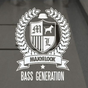Major Look – Bass Generation EP