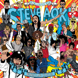 Steve Aoki – Wonderland Remixed