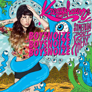 Kreayshawn & Boys Noize – The Ruler