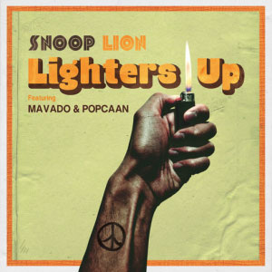Snoop Lion & Major Lazer – Lighters Up