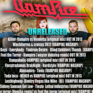 Vampire – Unreleased (descarga gratis)