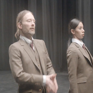 Atoms For Peace – Ingenue (video)