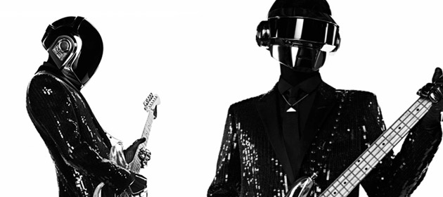 "Canción inédita de Daft Punk & Jay Z  ""Computerized"""