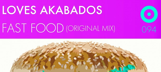 "Nuevo single de Loves Akabados ""Fast Food"""