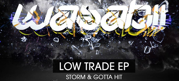 Wasabii – Low Trade EP