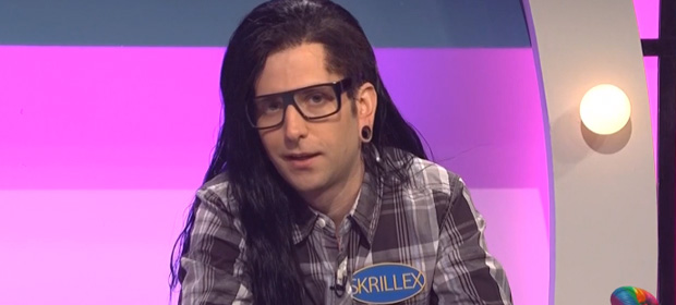 Skrillex parodiado en Saturday Night Live