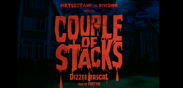 "El vídeo más siniestro de Dizzee Rascal ""Couple Of Stacks"""