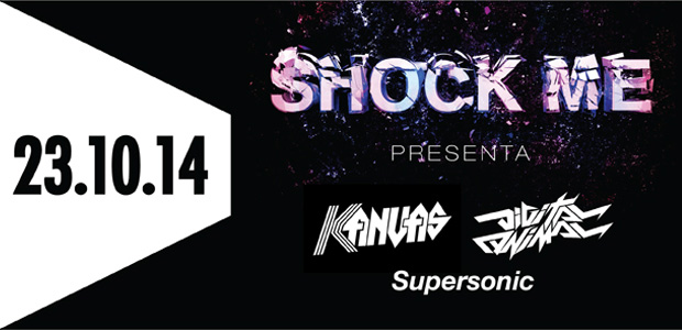 Nueva cita en Shock Me: Bass Music en Madrid