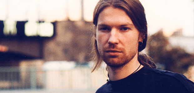 Aphex Twin regresa con un edit a un clásico de house de los 80
