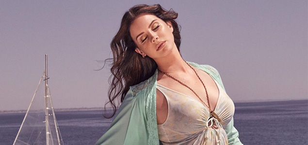 "Nueva canción de Lana Del Rey ""High By The Beach"""