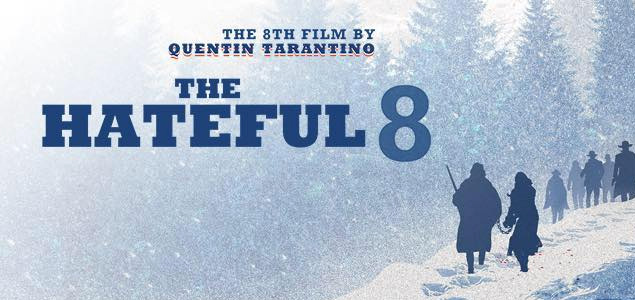 "Quentin Tarantino destapa el primer trailer de ""The Hateful Eight"""