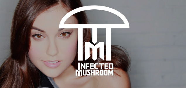 "Infected Mushroom y la ex-actriz porno Sasha Grey en ""Fields of Grey"""
