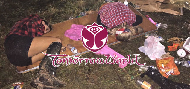 El caos se adueña de TomorrowWorld