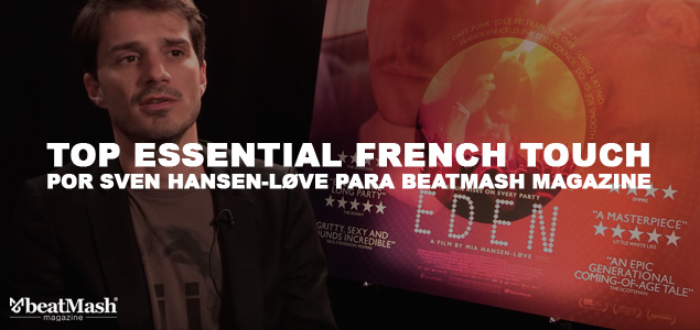 Top Essential French Touch por Sven Hansen-Løve
