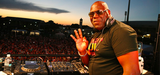 Carl Cox se despide de Space Ibiza