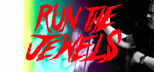 "Vídeo de Run The Jewels ""Get It"""