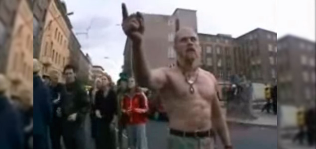 "Documental sobre el viral ""Techno Viking"""