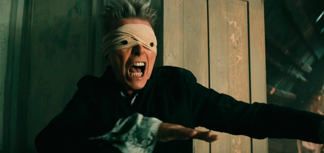 "David Bowie estrena vídeo de ""Blackstar"""