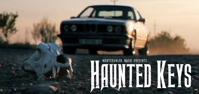 "Nightcrawler estrena vídeo de ""Haunted Keys"""