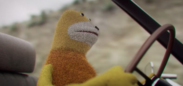"Vídeo de Mr. Oizo & Charli XCX ""Hand In The Fire"""