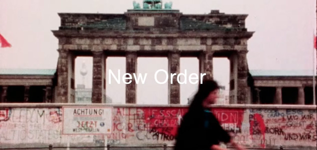 Lujuria y sonido en Berlín Occidental por New Order