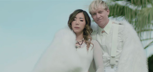 "TOKiMONSTA y Jonny Pierce (The Drums) estrenan vídeo ""Giving Up"""