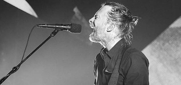 "Radiohead estrena ""Burn The Witch"""