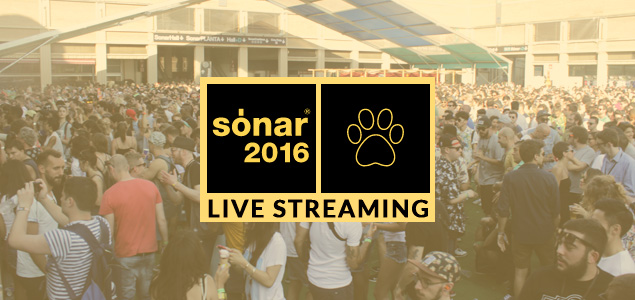 Sónar Festival 2016 Live Streaming