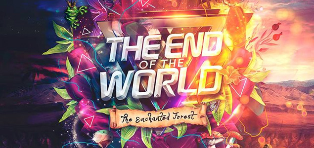 The End Of The World Festival 2016 anuncia su cartel completo