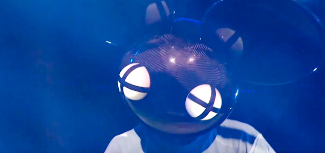 Set deadmau5 en Ultra Europe 2016