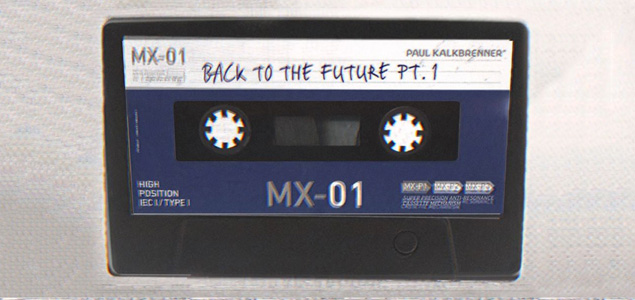"Paul Kalkbrenner viaja a comienzos de los 90 con ""Back To The Future"""