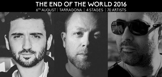 Regalamos 5 entradas para The End Of The World 2016