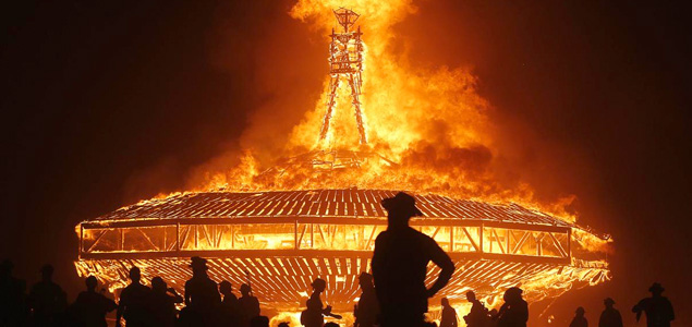 Burning Man 2016 Live Stream