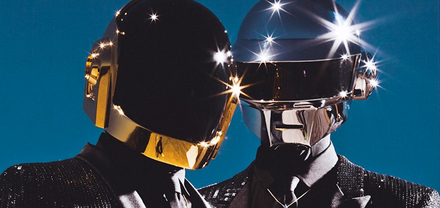 Daft Punk en el estudio con The Weeknd