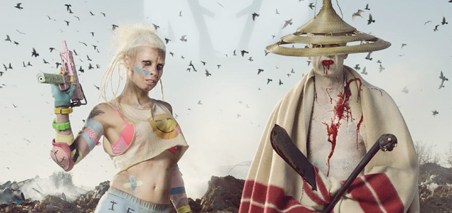 Review: Die Antwoord – Mount Ninji And Da Nice Time Kid