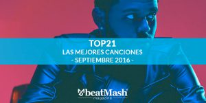 Top21 en beatMash Magazine