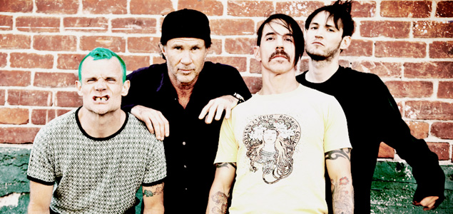 Red Hot Chili Peppers, primer cabeza de cartel de FIB 2017