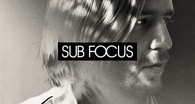"Sub Focus regresa con ""Love Divine"" y ""Nobody Knows"""