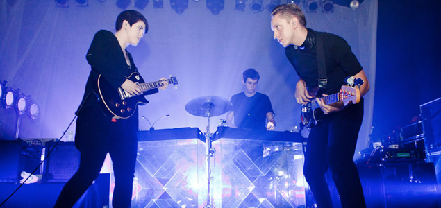 The xx anuncia el lineup de su festival Night+Day