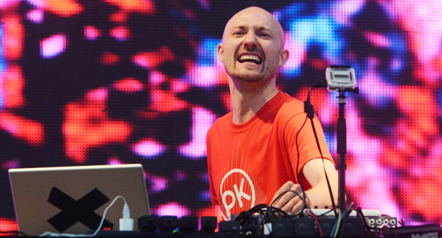 "Paul Kalkbrenner anuncia su nueva gira ""Back To The Future Tour"""