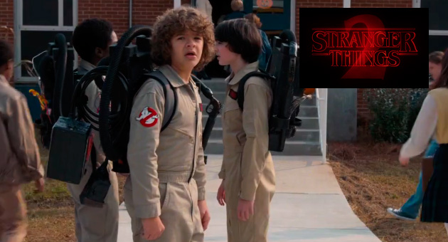 Primer tráiler de Stranger Things 2