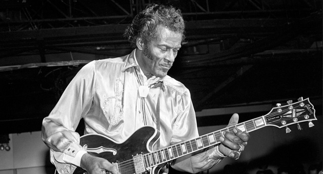 Muere Chuck Berry, pionero del 'rock and roll'
