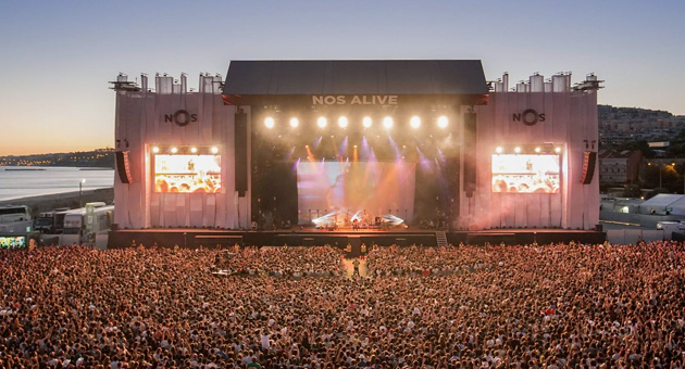 NOS Alive 2017 con Foo Fighters, Depeche Mode y The xx