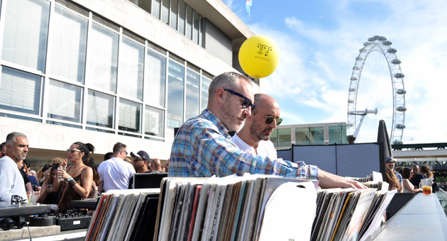 Secretsundaze protagonista en Off At Forum 2017
