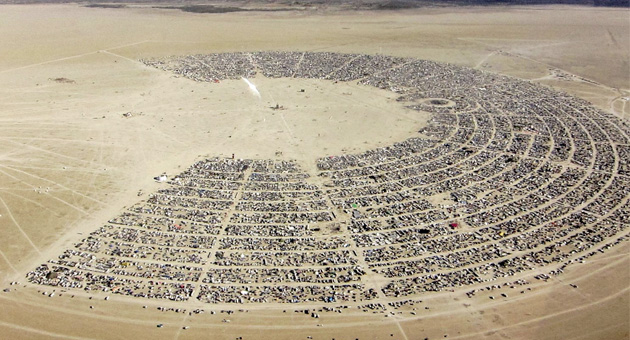 Burning Man 2017 Live Stream